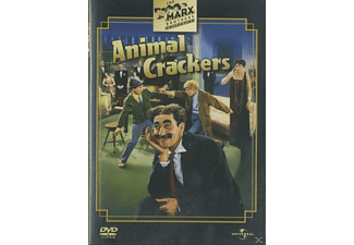 DIE MARX BROTHERS - ANIMAL CRACKERS - (DVD)