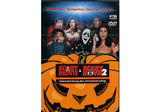 KÜRBIS BOX (SCARY MOVIE 1&2) - (DVD)