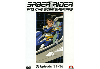 Saber Rider and the Star Sheriffs - Vol. 07 - (DVD)