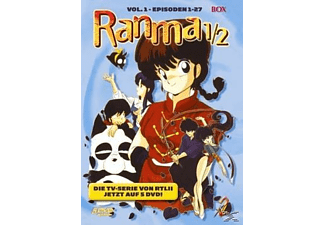 Ranma 1/2 – Box 1 [DVD]