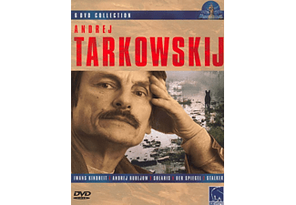 Andrej Tarkowskij DVD Collection (5 DVDs) - (DVD)