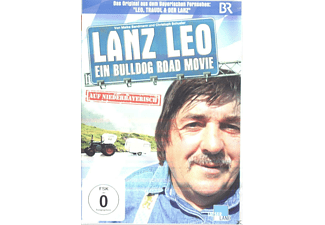 LANZ LEO - EIN BULLDOG ROAD MOVIE AUF NIEDERBAYERI [DVD]