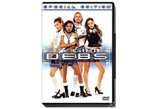 SPY GIRLS - D.E.B.S. (SPECIAL EDITION) [DVD]