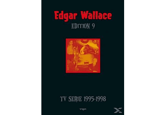 Edgar Wallace Edition Box 09 [DVD]