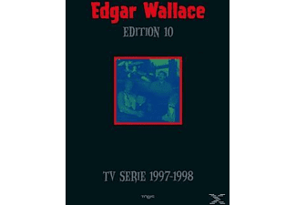 Edgar Wallace Edition Box 10 [DVD]