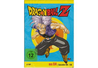 Dragonball Z – Box 4 (Epsidoen 108-138) [DVD]