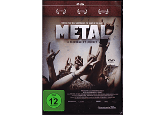 Metal - A Headbanger's Journey - (DVD)