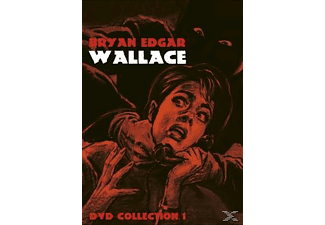 Bryan Edgar Wallace Collection 1 [DVD]