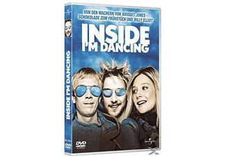 INSIDE I M DANCING - (DVD)
