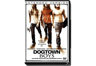 Dogtown Boys - Extended Edition - (DVD)