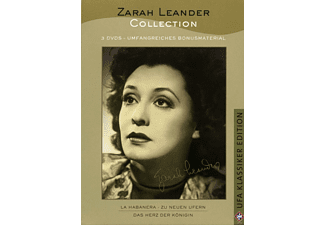 Zarah Leander Collection (3 DVDs) - (DVD)