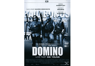 Domino - Live Fast Die Young [DVD]