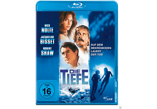 The Deep - Showdown in der Tiefe - (Blu-ray)