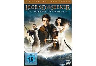 Legend of the Seeker - Staffel 1 [DVD]