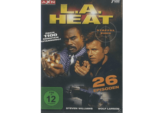 L.A. Heat - Season 1 - (DVD)
