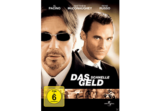 DAS SCHNELLE GELD - TWO FOR THE MONEY [DVD]