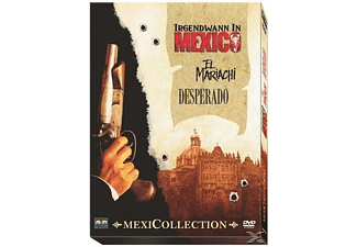 MEXICOLLECTION (IRGENDWANN IN MEXICO/EL MARIACHI/D - (DVD)