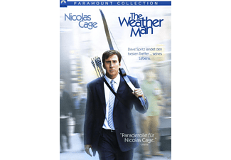 THE WEATHER MAN - (DVD)