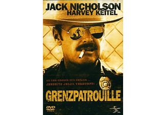 GRENZPATROUILLE - THE BORDER [DVD]