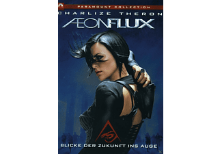 AEON FLUX - THE MOVIE - (DVD)