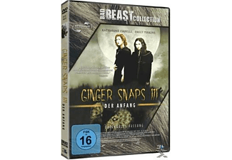 Ginger Snaps 3 - Der Anfang (Bad Beast Collection) [DVD]