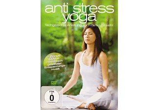 Anti Stress Yoga - 2 Disc DVD [DVD]