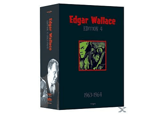 Edgar Wallace Edition Box 4 [DVD]