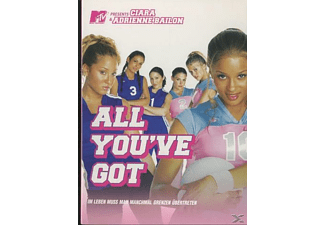 ALL YOU VE GOT [DVD]