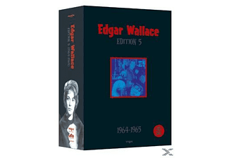 Edgar Wallace Edition Box 5 [DVD]