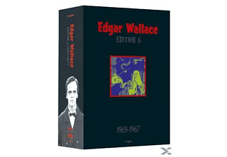 Edgar Wallace Edition Box 6 - (DVD)