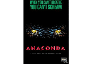 ANACONDA - (DVD)