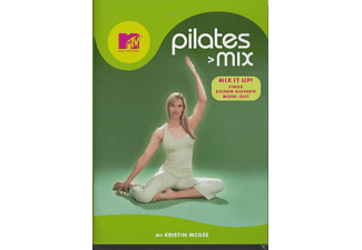 MTV - Pilates-Mix - (DVD)