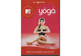 MTV YOGA - (DVD)