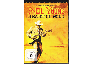 HEART OF GOLD (SPECIAL COLLECTORS EDITION) - (DVD)