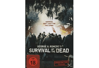 Survival of the Dead - (DVD)