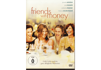 FRIENDS WITH MONEY - (DVD)