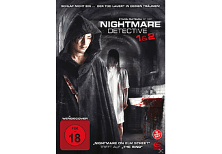 Nightmare Detective 1 & 2 - (DVD)