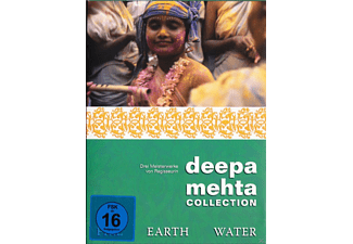 Deepa Mehta Collection: Fire / Earth / Water [DVD]
