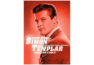 Simon Templar - Collectors Box 2 [DVD]