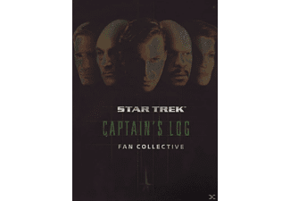 Star Trek - Captain's Log Fan Collective - (DVD)