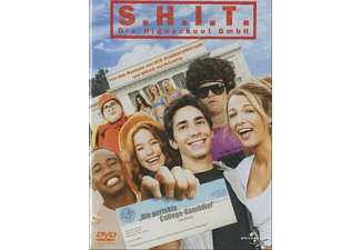 S.H.I.T. - DIE HIGHSCHOOL GMBH [DVD]