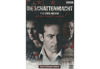 Die Schattenmacht - The State Within - Uncut Extended Version - (DVD)