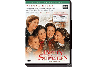 BETTY UND IHRE SCHWESTERN (COLLECTORS EDITION) - (DVD)