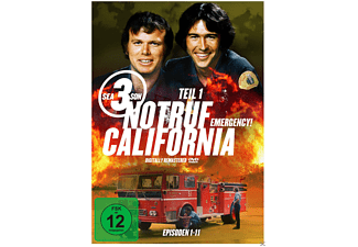 Notruf California - Staffel 3.1 - (DVD)