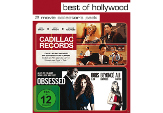 Best of Hollywood: Cadillac Records / Obsessed - (Blu-ray)