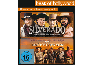 Best of Hollywood: Die gefürchteten Vier / Silverado [Blu-ray]