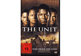 The Unit - Staffel 1 - (DVD)