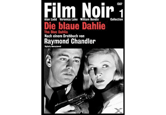 Film Noir Collection 1: Die blaue Dahlie [DVD]