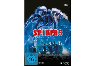 SPIDERS - (DVD)