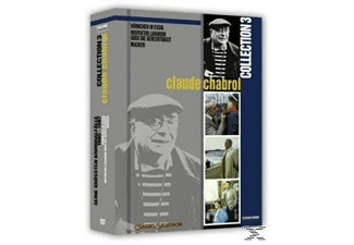Claude Chabrol Collection 3 - Classic Selection - (DVD)